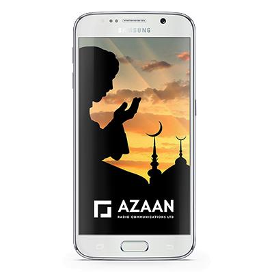 image of Azaan Digital App
